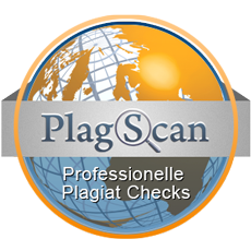 The image shows our cooperation with the online plagiarism detection service PlagScan on the site Preise